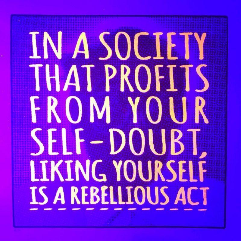 A Rebellious Act