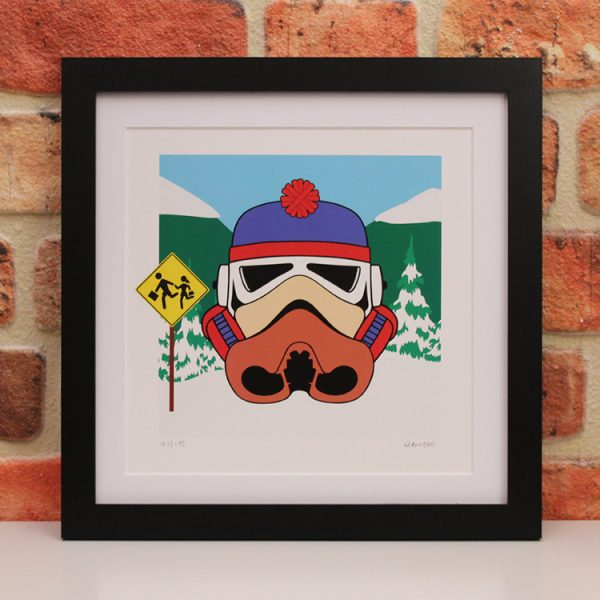 Stan Marsh (Framed) by Ramboo
