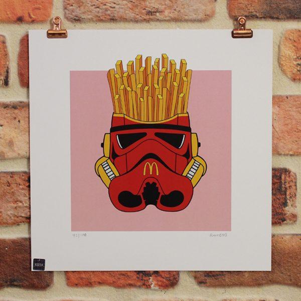 McDonald's Fries by Ramboo