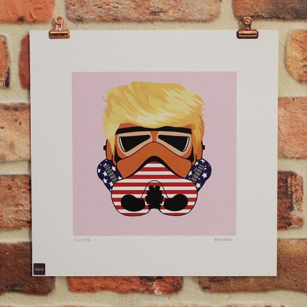 Donald Trump by Ramboo