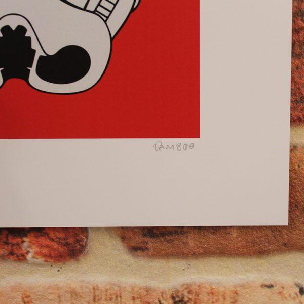 Where's Waldo (Signature) by Ramboo