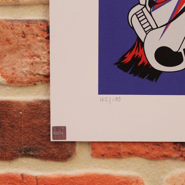 Ziggy Stardust (Edition) by Ramboo