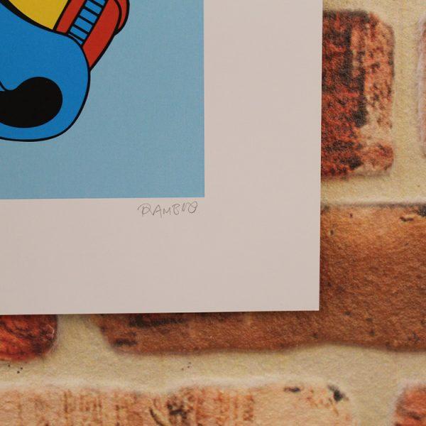 Bart Simpson (Signature) by Ramboo