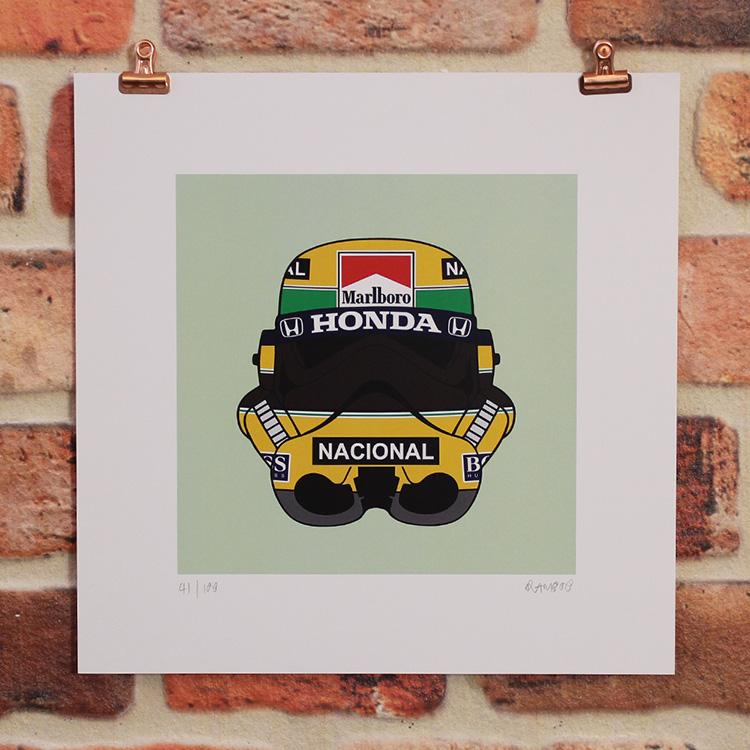 Ayrton Senna – SDT#20